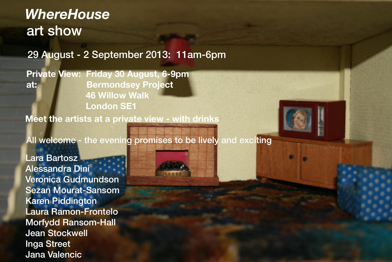 Bermondsey Project Show Final